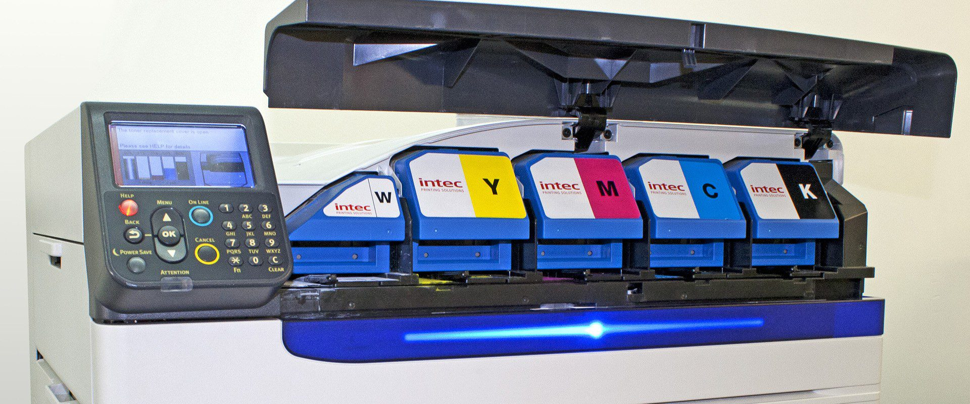 Intec ColorSplash CS5000 printer