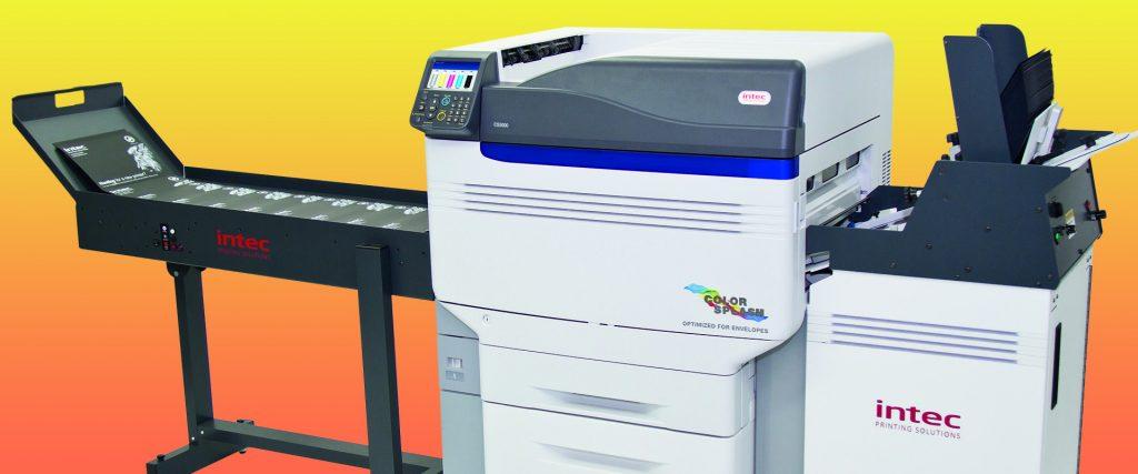 Intec ColorSplash professional envelope solution