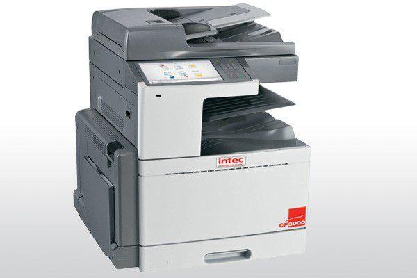 Intec CP3000 digital printer