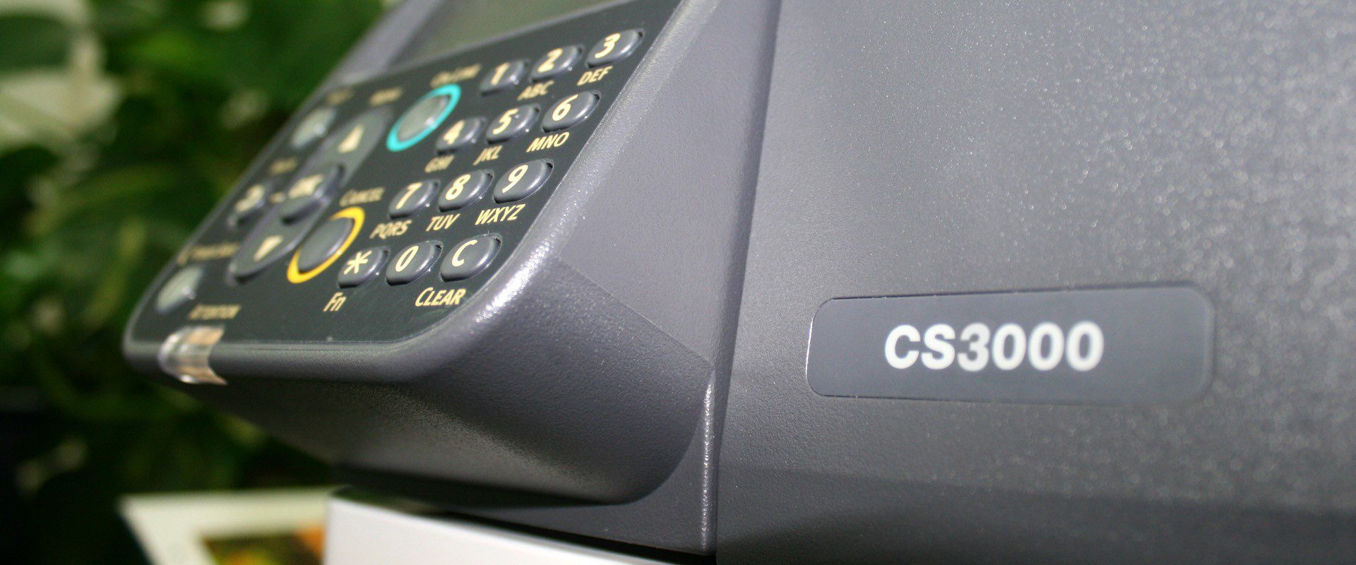 Intec ColorSplash CS3000 digital printer