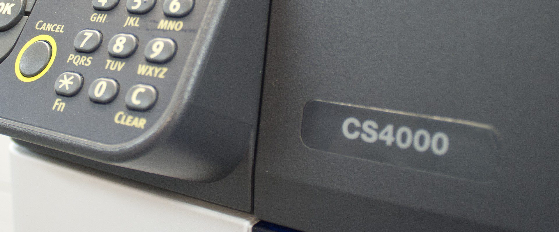 Intec ColorSplash CS4000 digital printer