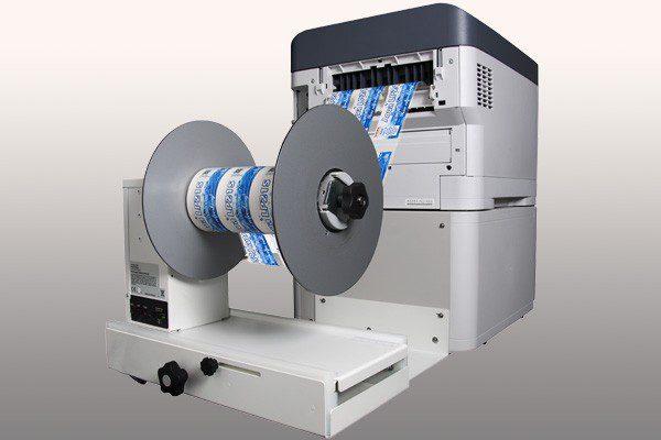 Intec LPS215 label printer