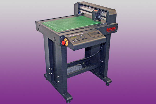 Intec ColorCut FB520 flatbed cutter