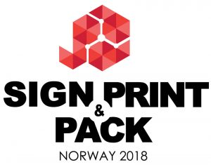 Sign Print & Pack 2018 logo