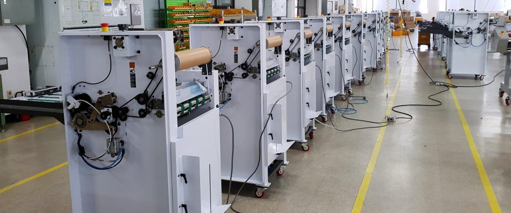 CF1200 production line