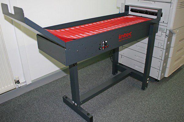 ColorSplash shingling conveyor