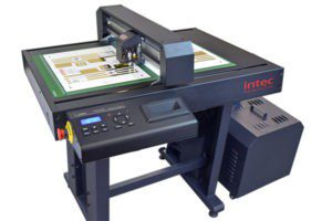 Intec ColorCut flatebed FB700