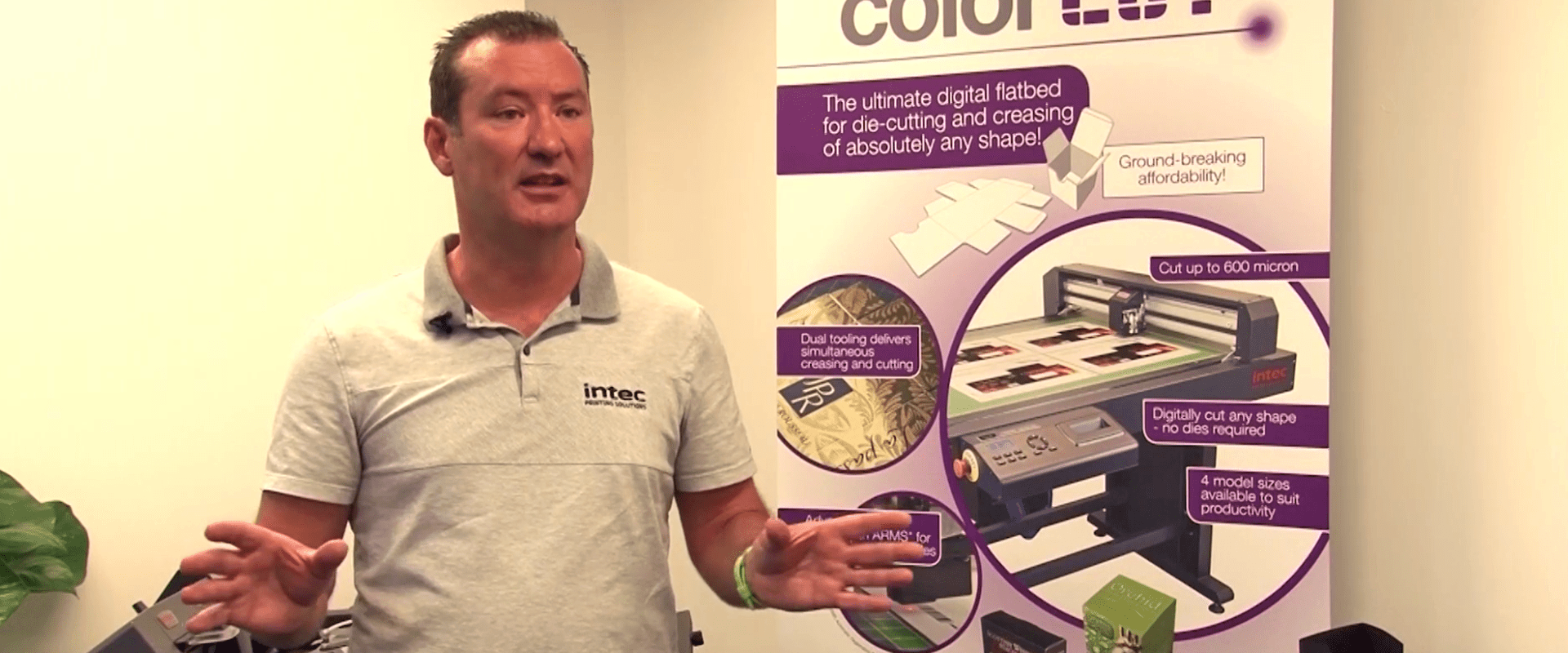 Mark Baker-Homes on Print Show TV