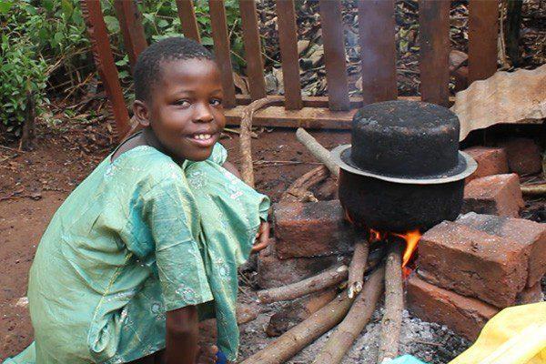 Intec support International Needs Hamidah cooking