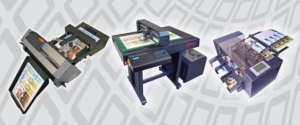 ColorCut digital cutting range