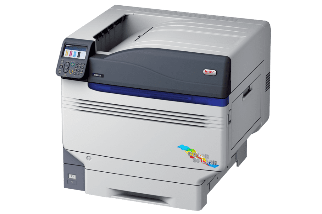 ColorSplash CS3000 digital printer
