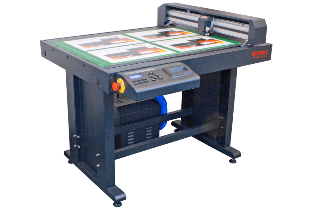 Intec ColorCut FB900 flatbed cutter