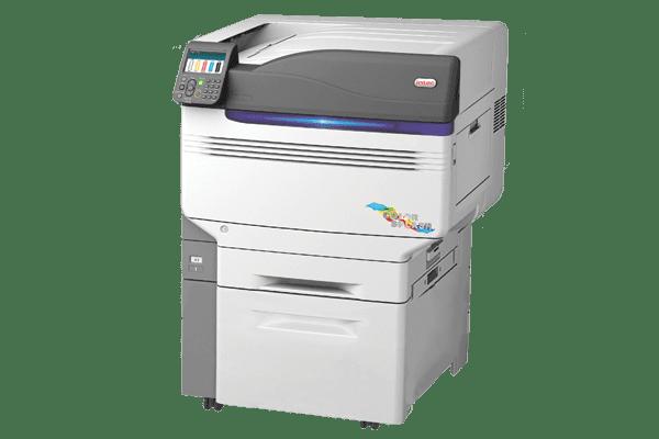 ColorSplash CS4100 printer and stand