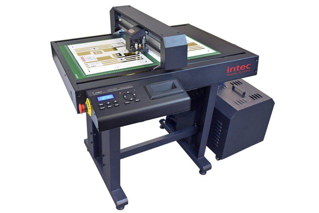 Intec ColorCut FB700 digital cutter