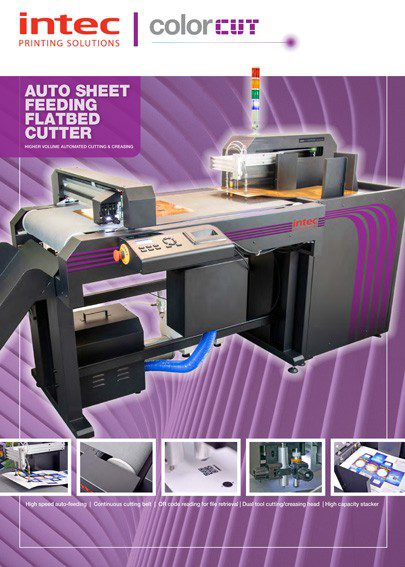 Intec FB8000 brochure cover