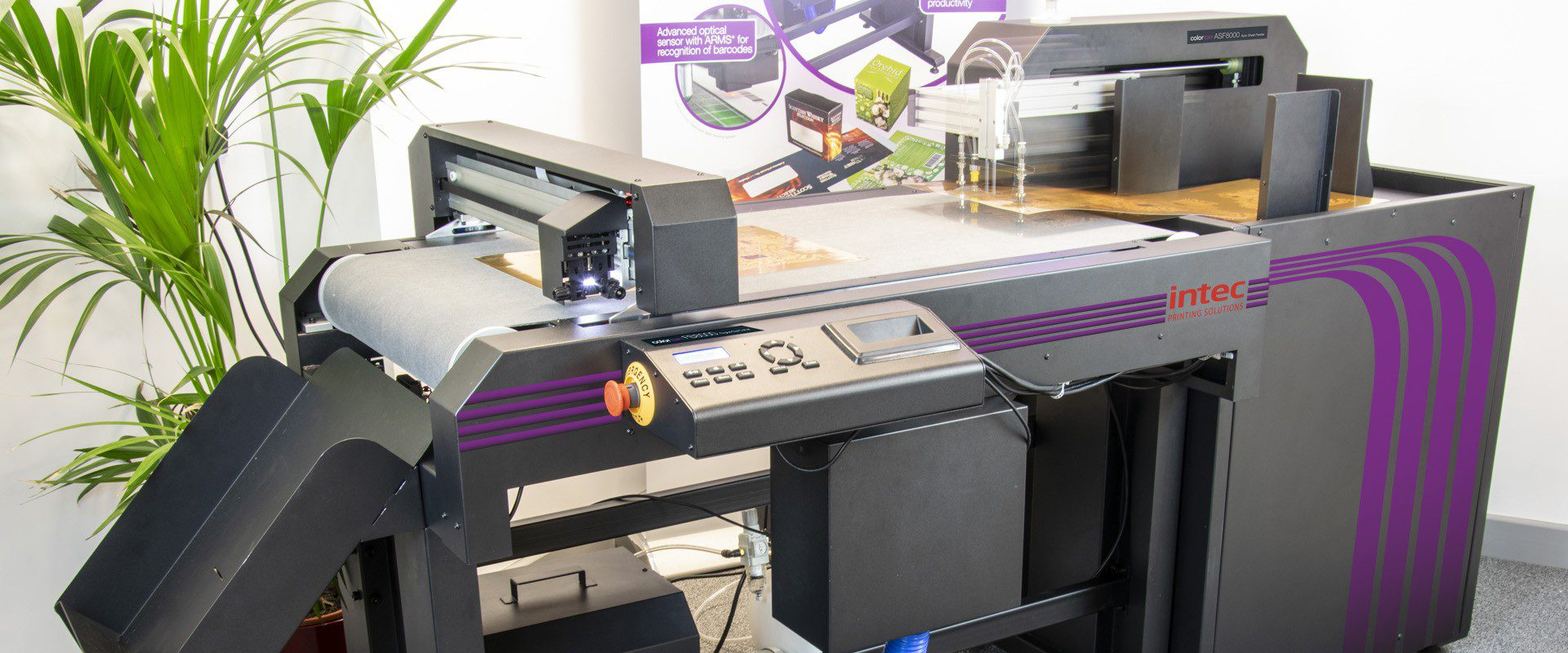 Adding Extra Value to Print - Intec Printing Solutions Ltd