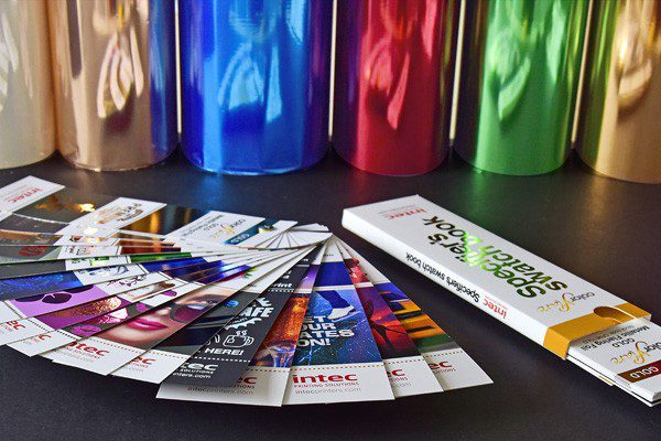 Intec ColorFlare Specifier's Swatch Pack