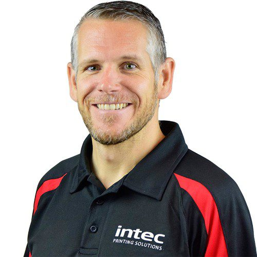 Intec Steve Duff Technical Services Manager