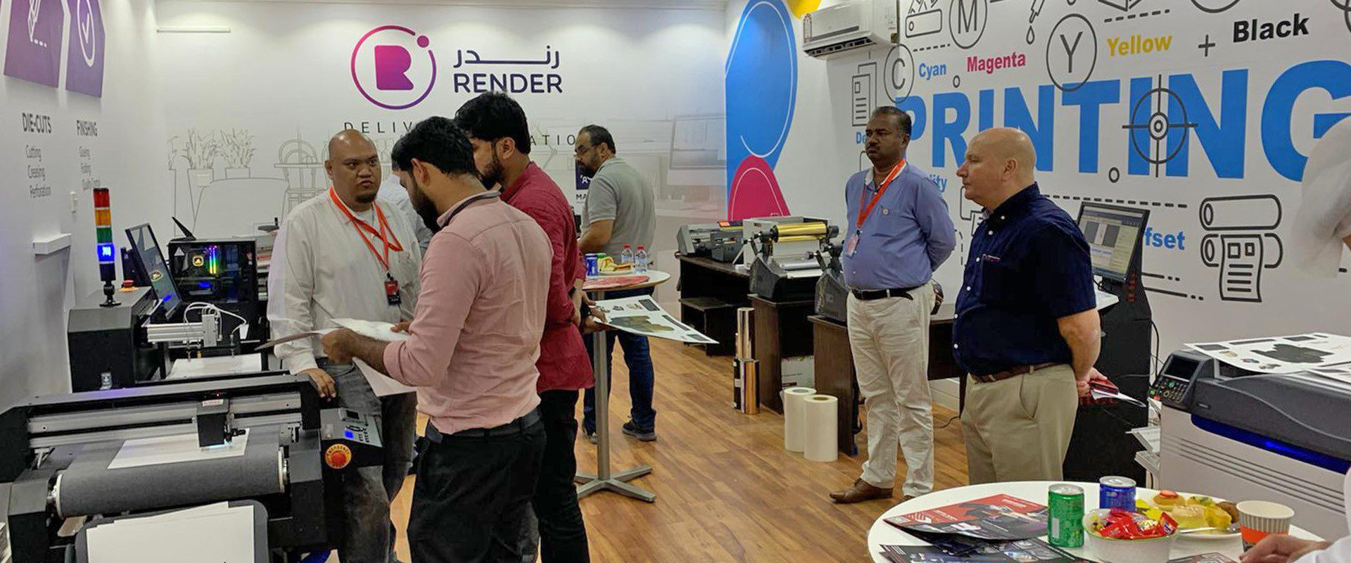 SupplyU Intec open day Qatar