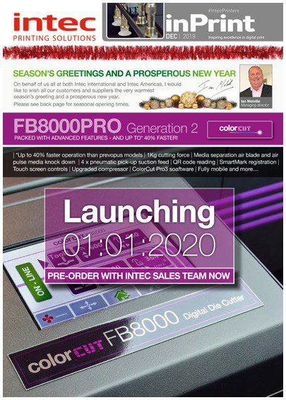 Intec Dec 2019 newsletter cover image