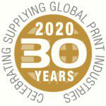 Intec 30 years logo
