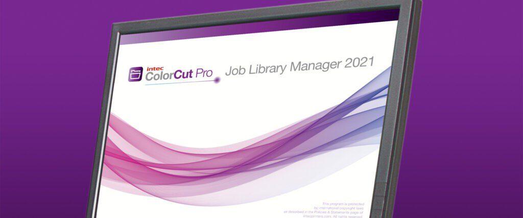 Intec ColorCut Pro software
