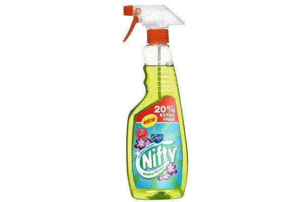 Nifty Bottle label 600x400px