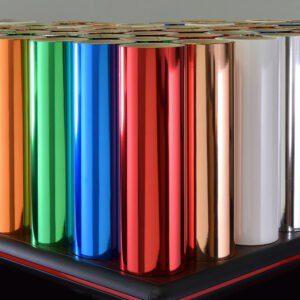 ColorFlare toner foils