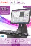 Intec ColorCut Server Station brochure thumbnail