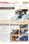 Intec ColorFlare CF350 brochure thumb
