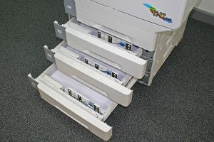 ColorSplash 3 drawer stand