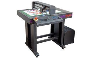 Intec ColorCut FB750 B2 flatbed cutter