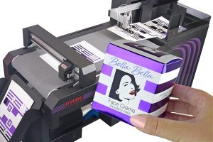 Intec ColorCut FB8000PRO with cut packaging